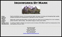 Ironworks by Mark