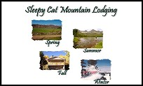 Sleepy Cat Mountain Lodging