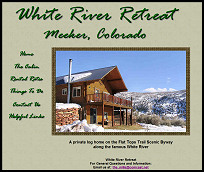 White River Retreat-Mike & Gail Miller